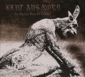 Blut Aus Nord - The Mystical Beast of Rebellion 2CD 2010 digi black metal France