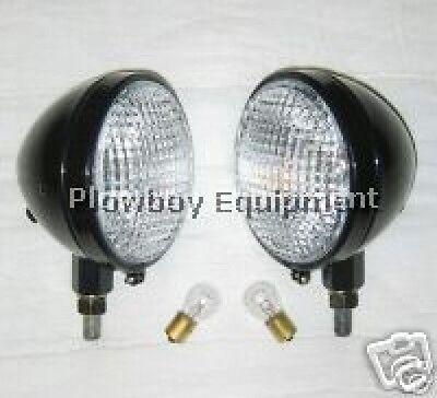 Head Light Pr For Farmall Ih 130 140 200 240 300 350 400 A B C M Cub Super 612v