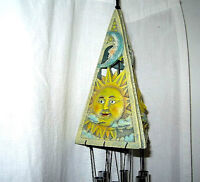 Carillons base pyramidale soleil-lune 15$ / carillon lunes 4$