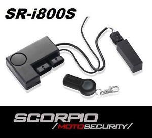 Scorpio Motorcycle Alarm Manual