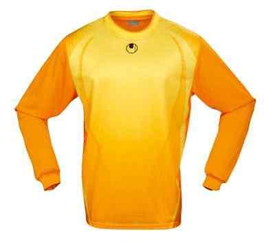 UHLSPORT SENSOR Tech SHIRT TOP PRO SOCCER GOALKEEPER JERSEY $65 Free Ship - Tech Goalkeeper Jersey