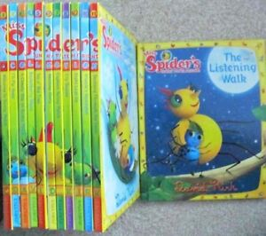 **Miss SPIDER'S SUNNY PATCH FRIENDS** Books 1-12 Set