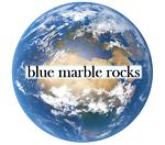 Blue Marble Rocks