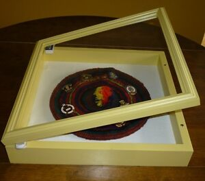 REDUCED Large Shadow Box Display Frame