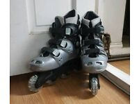 NEW CONDITION Unisex Roller Blades/Inline Skates, UK Size 6