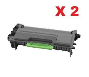 Brother TN-850 Toner Cartridge Compatible (High Yield) (1 Pack of 2)