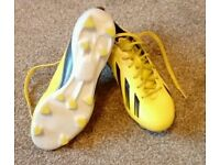 "Adidas ""Adizero150"" Football Boots - size 4"