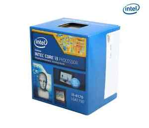 Processseur Intel Core i3-4170 Haswell Dual-Core 3.7GHz CPU