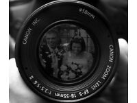 £285!! Low price photographer: Weddings/events