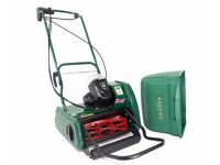 Allett Liberty 35 Cordless Cylinder Lawnmower ( Grab a bargain now less than half price )