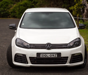 2012 Volkswagen Golf R Hatchback North Epping Hornsby Area Preview