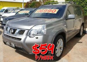 2013 Nissan X-Trail T31 Series V TI Grey 1 Speed Constant Variable Wagon Dandenong Greater Dandenong Preview