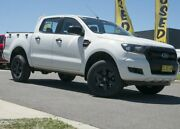 2015 Ford Ranger PX MkII XL Double Cab 4x2 Hi-Rider White 6 Speed Sports Automatic Utility Pearce Woden Valley Preview