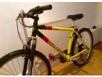 £75 need space - GARY FISHER Adult Mountain Bike Front Suspension VGCTrek Giant Specialised