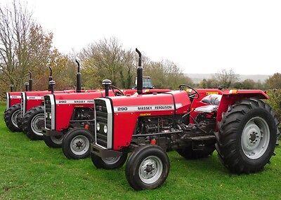Massey Ferguson Tractors Service Manual Repair 230 231 231s 235 240 241 243 245