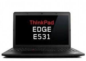 "Lenovo Thinkpad Edge E531-15.6"",8gb RAM,500gb HD,Office,Win10"