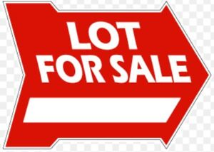 Lot for Sale Tisdale