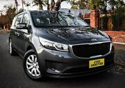 2015 Kia Carnival YP MY15 S Grey 6 Speed Sports Automatic Wagon Medindie Walkerville Area Preview