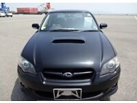Subaru legacy gt spec b 2.0 turbo not wrx sti