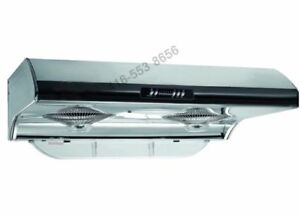 Auto Clean Under cabinet Range Hood Kitchen Exhaust Fan for Sale