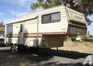 Wanted your old RV
