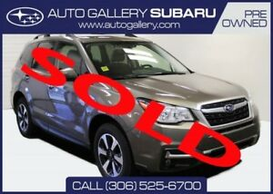 2017 Subaru Forester TOURING W/ TECH | PRE-COLLISION BRAKING | B
