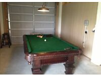 Selling Pool Table