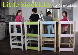 Little Sidekick Kitchen Helpers