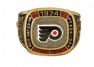 Philadelphia Flyers NHL Stanley Cup Ring.