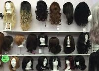 WIGS STORE NOW OPEN - locally here in ST. JOHNS