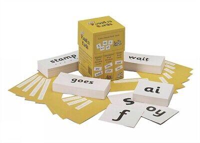 JOLLY PHONICS CARDS SET OF 4
