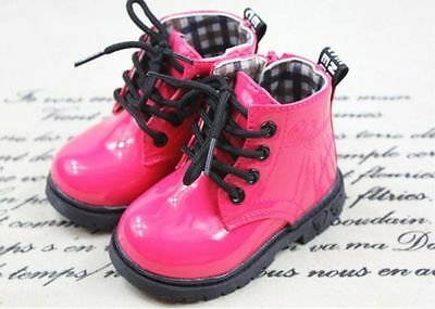 Baby Combat Boots - Cr Boot