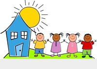 Part Time Child Care Daycare Stirling
