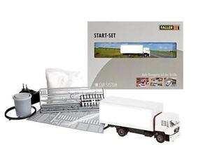 Faller 161505 Car System Start-Set LKW MAN H0 Neu