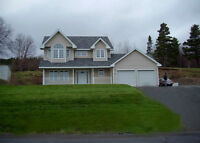 Beautiful 3 bedroom Executive style home for sale in Clarenville