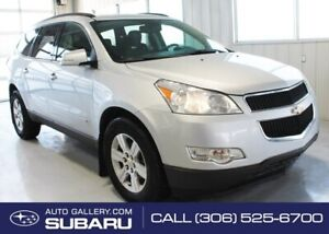 2010 Chevrolet Traverse 1LT | AWD | FULLY LOADED | 3RD ROW SEATS