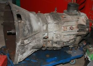 4.0ltr Jeep TJ Engine NV3550 Tranny NV231j T case