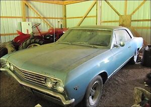 Looking for Chevy Chevelle or Dodge Charger