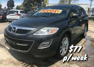 2012 Mazda CX-9 TB10A4 MY12 Luxury Black 6 Speed Sports Automatic Wagon Cranbourne Casey Area Preview