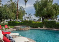 December Holiday at Walt Disney's Private Palm Springs Residence
