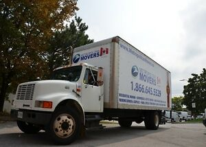 Looking for a new place? 888-627-2366=let Metropolitan Movers