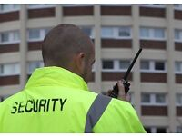 SECURITY GUARD REQUIRED IMMEDIATE START IN LONDON AND SURROUNDING AREAS