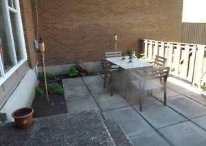 Fully furnished sublet available from September 1-May 30(Ottawa)