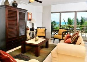 Front Beach Mexico -2 Bedroom -Playa Del Carmen