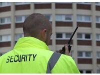 SECURITY GUARD REQUIRED IMMEDIATE START IN SLOUGH AND SURROUNDING AREAS