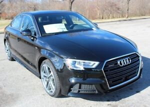 2018 Audi A3 for sale