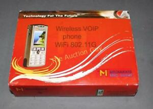 Mediakkis MIC 505W Wireless VOIP Phone