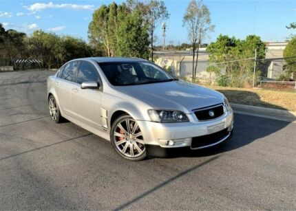 2006 Holden Special Vehicles Senator E Series Signature Silver 6 Speed Sports Automatic Sedan Darra Brisbane South West Preview