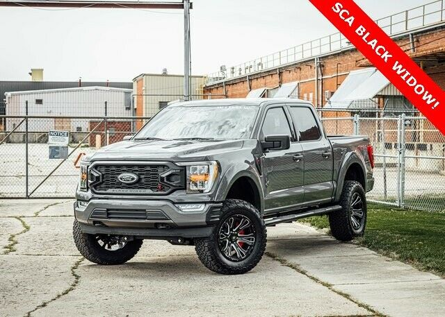 2021 Ford F-150 == SCA BLACK WIDOW -- CUSTOM MADE FOR PILSON PERFROMANCE