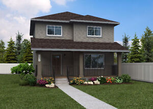 Build a Single Family Home for $398,700 in Sherwood Park!